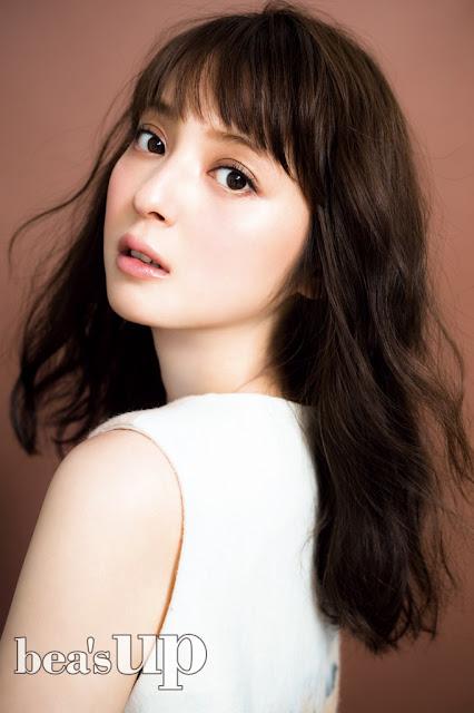 佐々木希 Sasaki Nozomi Bea's Up Images 3