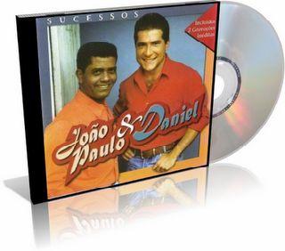 CD João Paulo e Daniel – Sucessos