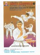 Pre Torneo Mundial de Karate y Kobudo Okinawense 95
