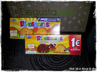 Galletas Dinosaurus Degustabox Abril 2015