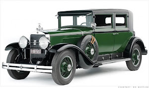 Cadillac appartenuta ad Al Capone