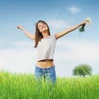 Boisson énergétique avec un patrimoine sain