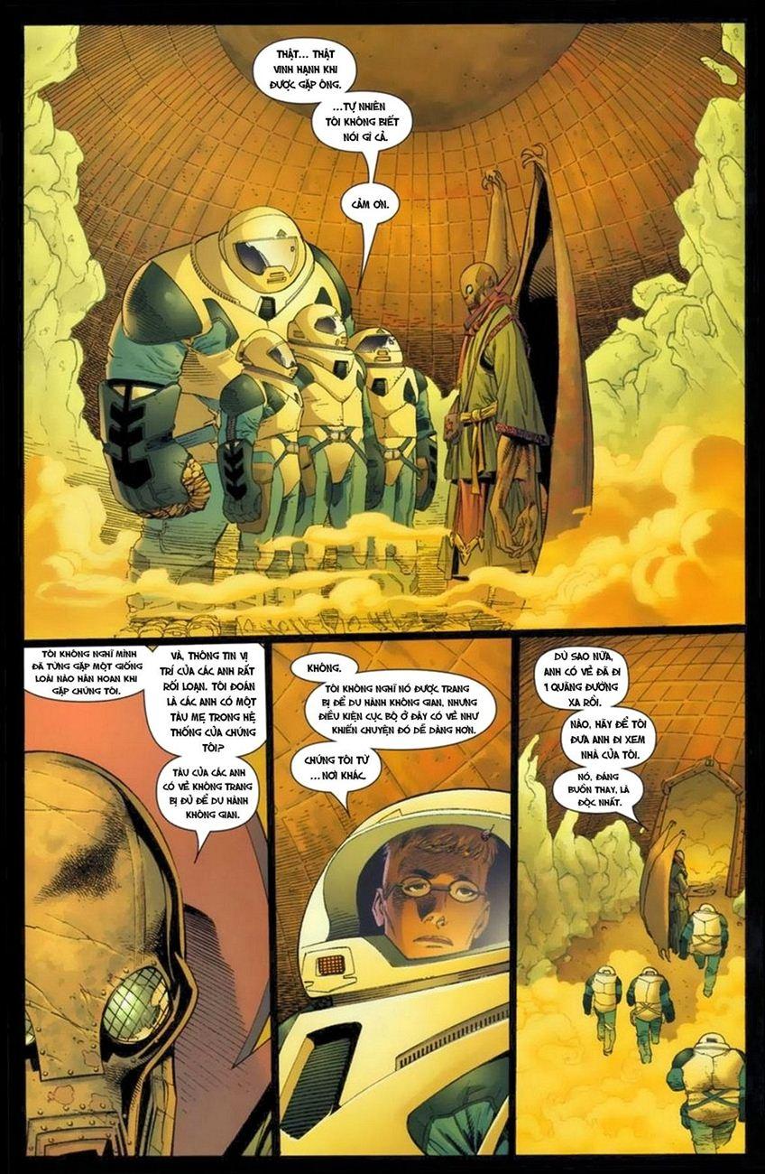 Ultimate Fantastic Four chap 16 - Trang 8