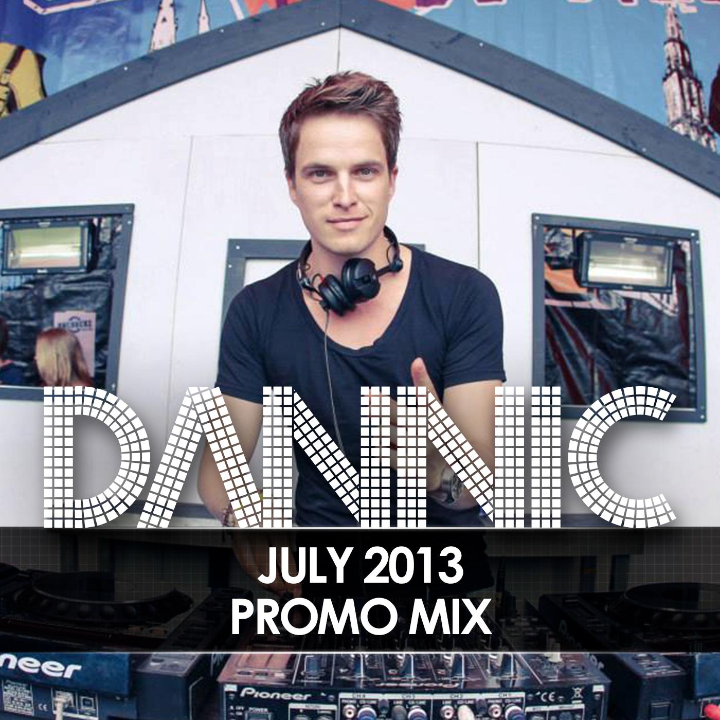 DANNIC - July 2013 Promo Mix