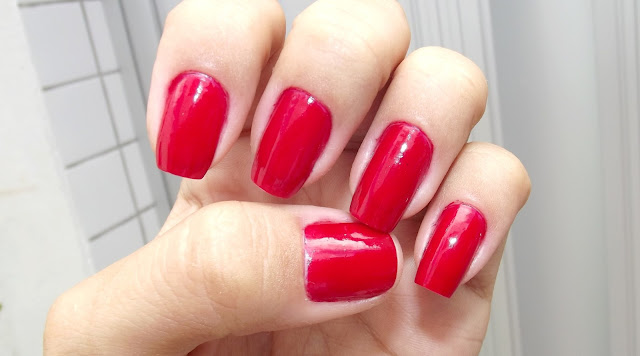 Seta Vermelha - Colorama