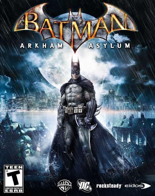 Batman Arkham Asylum PC Full En Español [ISO]
