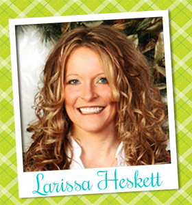 Larissa Heskett - Newton's Nook Designs - Design Team - January-June 2014