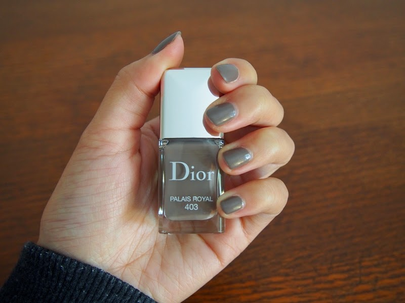 dior palais royal swatch