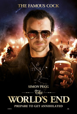 Bienvenidos al fin del mundo (The World's End) 2013