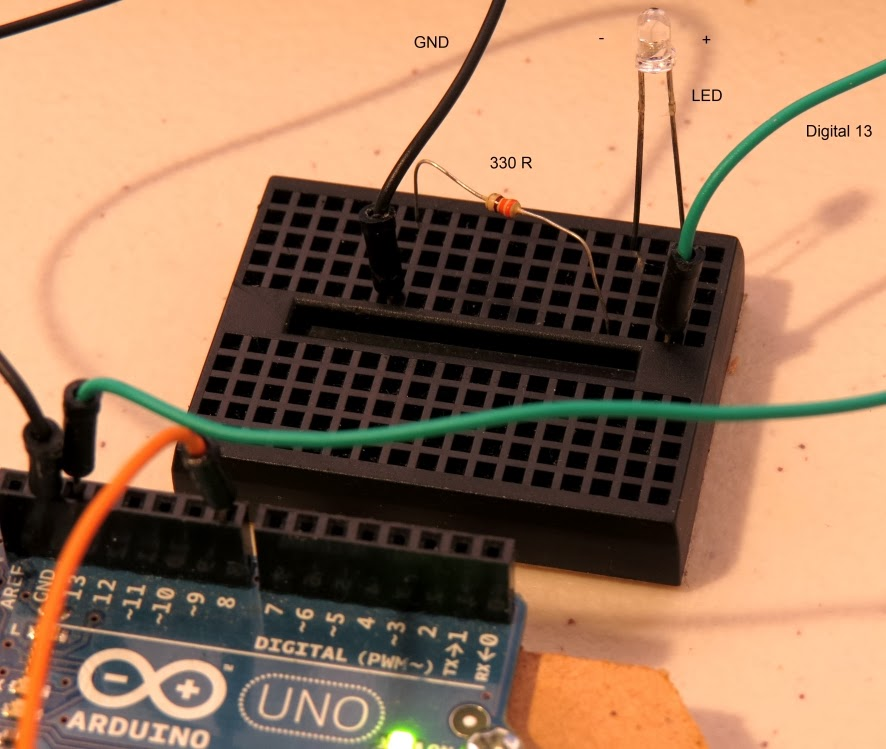 Arduino basics grove button tutorial