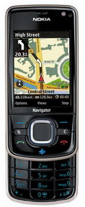 Nokia 6210 Navigator Specifications