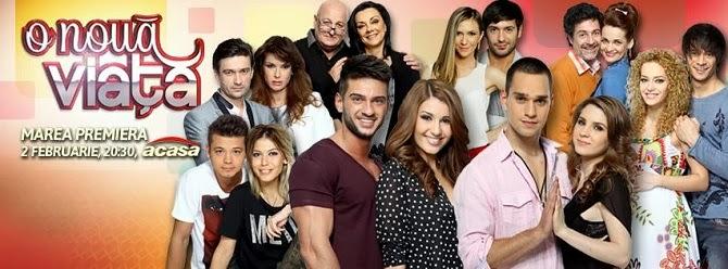 O Noua Viata episodul 32 ( Acasa TV - 26 Martie 2014 )