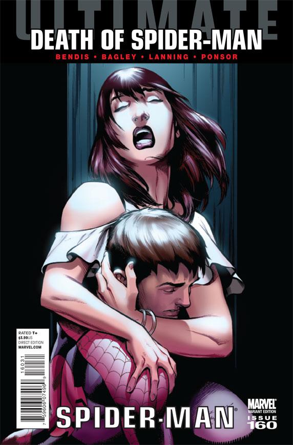 Peter Parker est mort (marvel univers classic)...