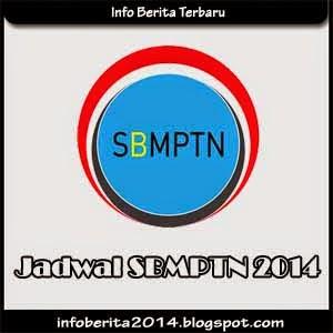 Jadwal SBMPTN 2014