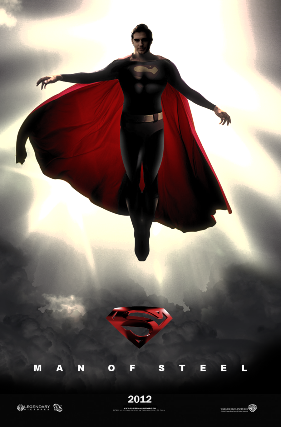 man of steel online