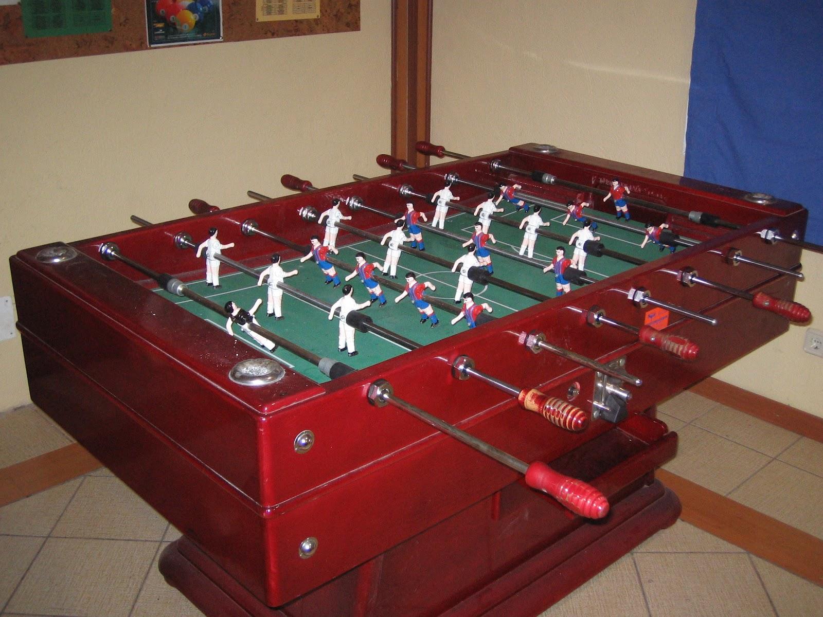 Futbol for Juego de mesa de futbol