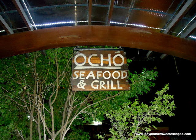Ocho Seafood and Grill Tacloban