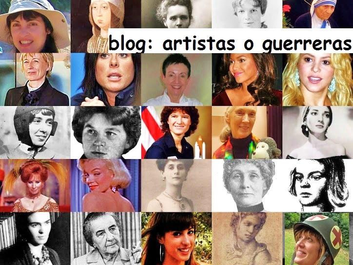 Artistas o Guerreras