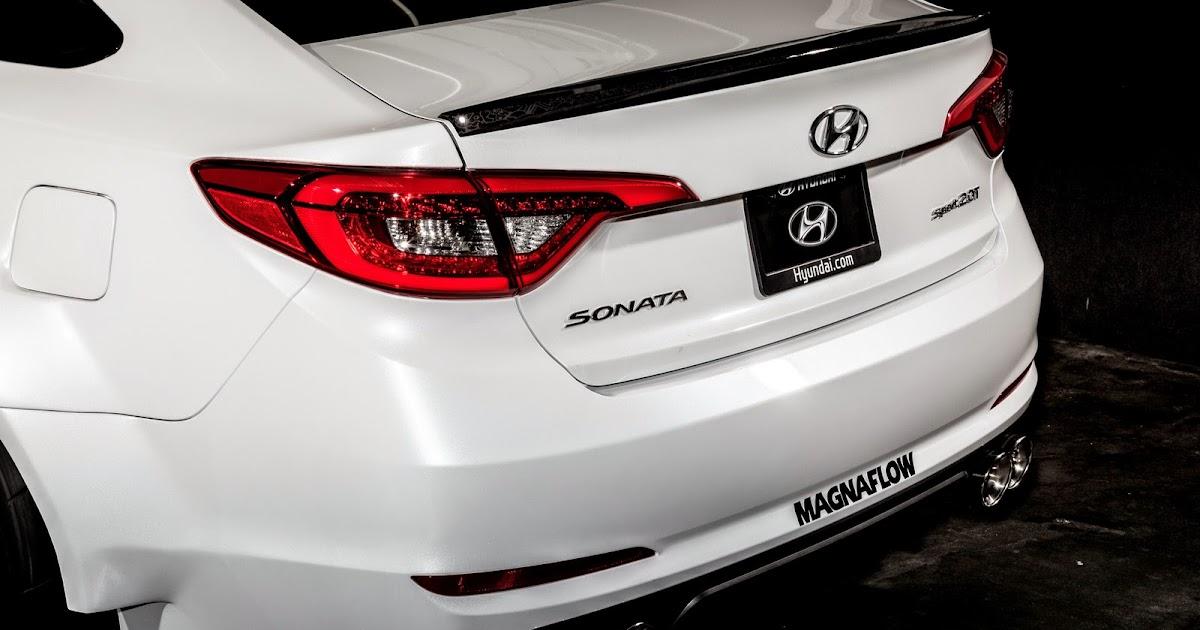 All Tuning Cars New Zealand Hyundai Sonata 2014 By Jp