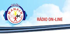 Ouça a Rádio Manain