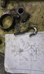 Steel Hook / Gancho Aço