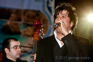 Portuguese singer Hernani
