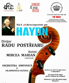 Concert dedicat Zilei Regalitatii