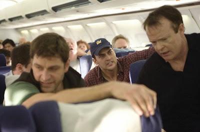 Los pasajeros del vuelo United 93