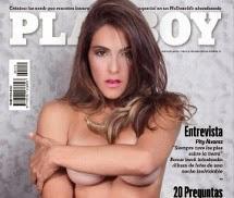 Coty Álvarez Playboy Argentina Março 2015