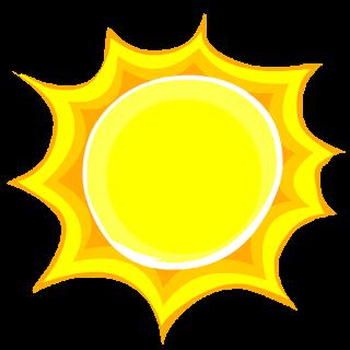 sol para imprimir