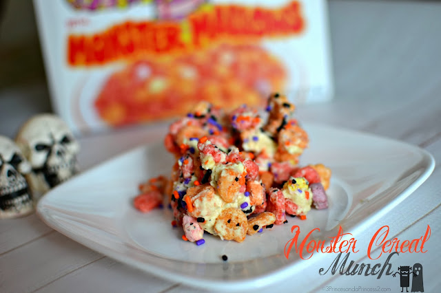 Monster Cereal Munch
