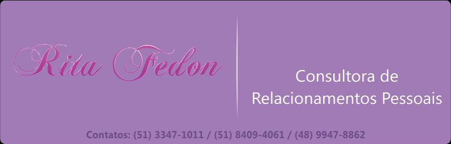 Conselhos de Rita Fedon