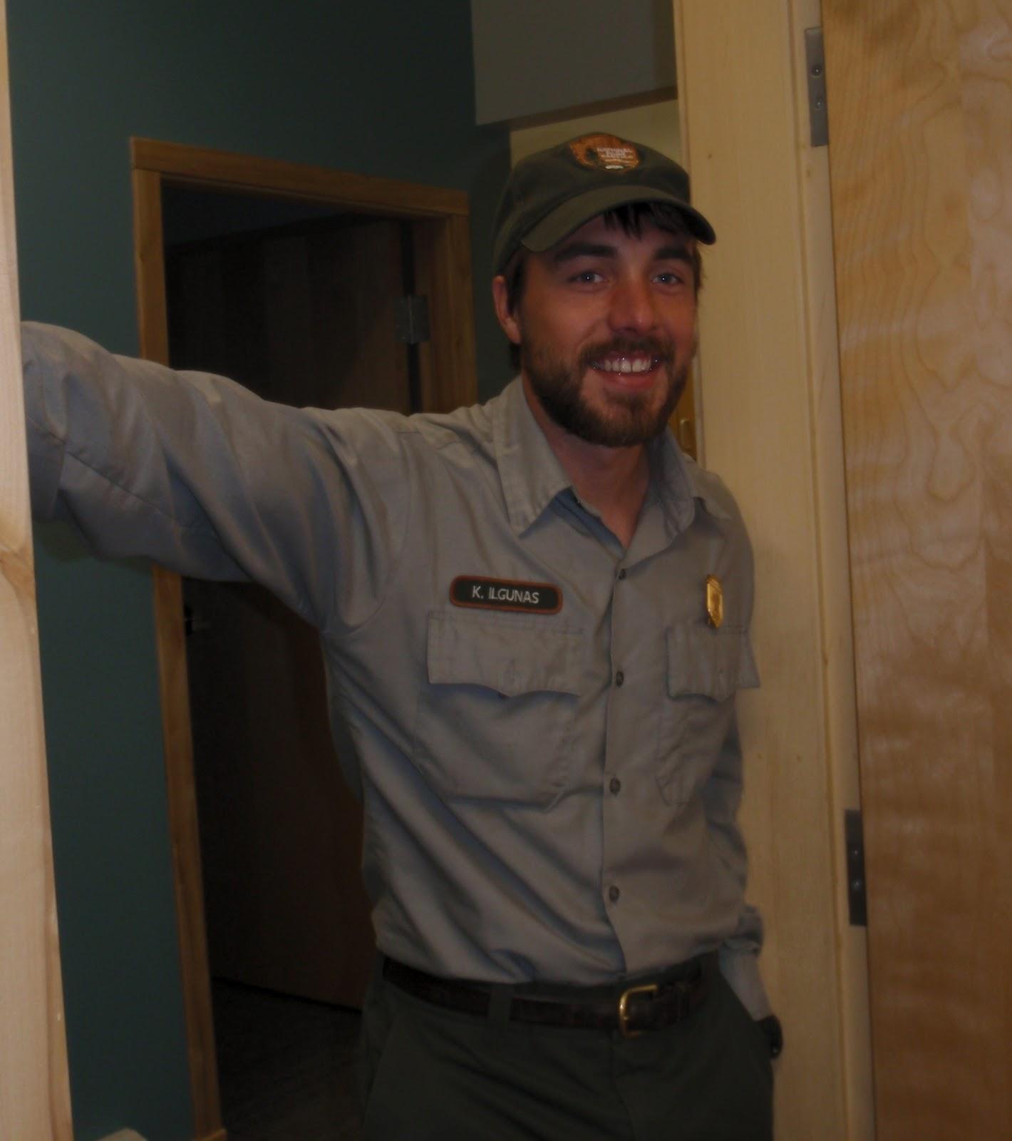 government costume park ranger. park ranger uniform. tmnt1 tmnt2
