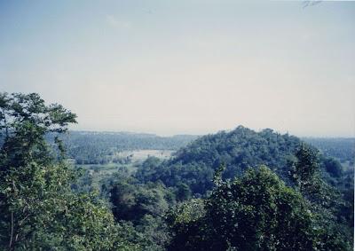 Cameron Highlands Malaysia hilltop view