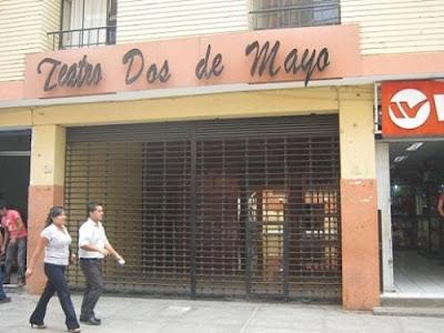 Teatro Dos de Mayo de Chiclayo
