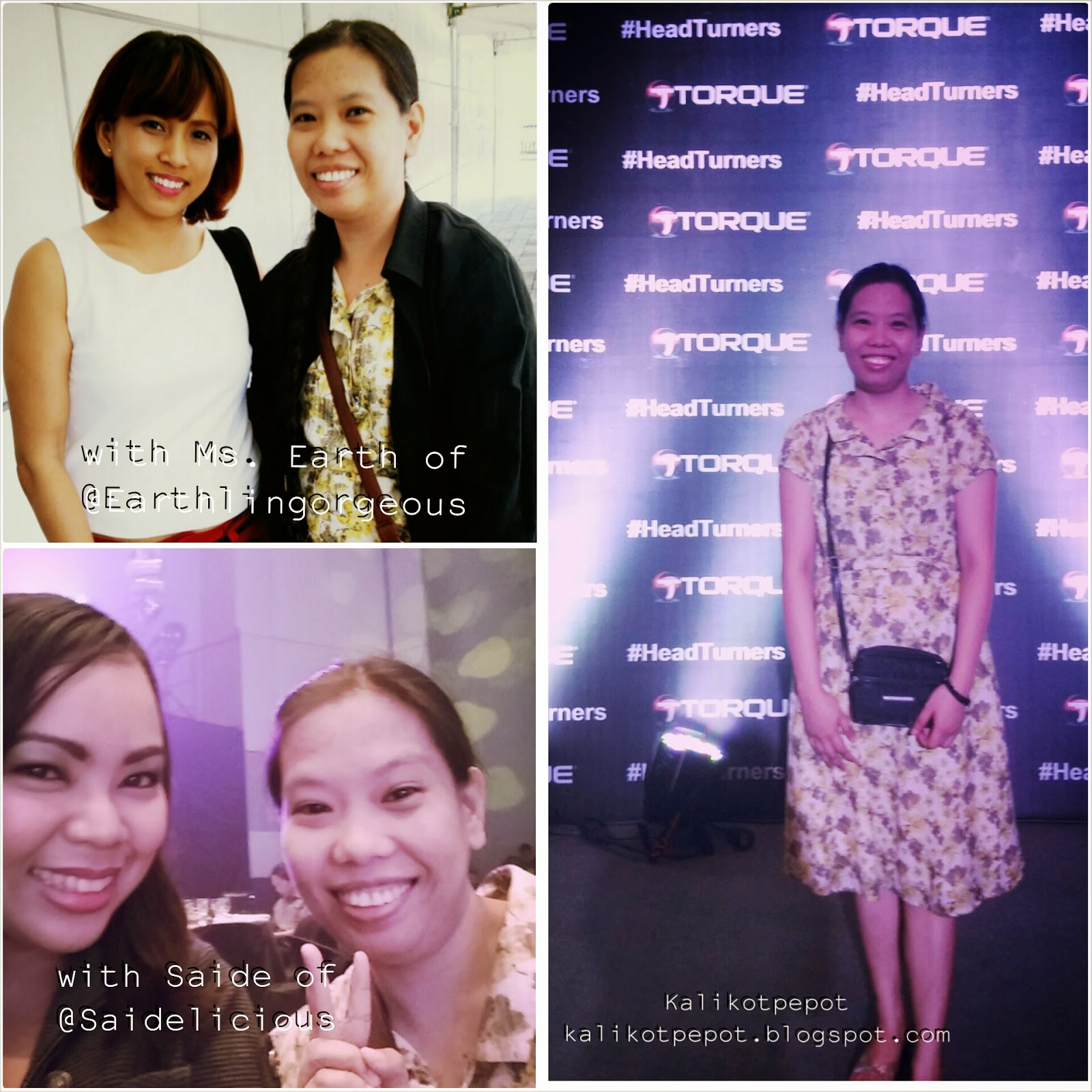 Bloggers at Torque Royale Launch