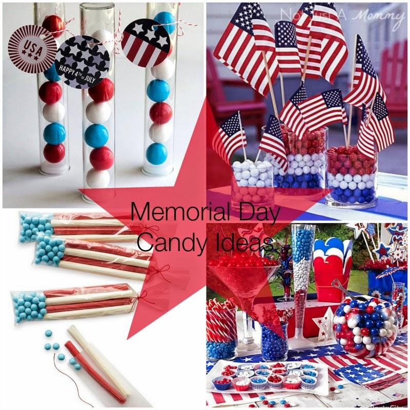Memorial Day Candy Ideas