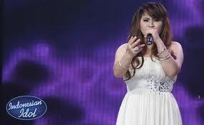 belinda idol yang dieliminasi Indonesia Idol tadi malam tanggal 20 April 2012