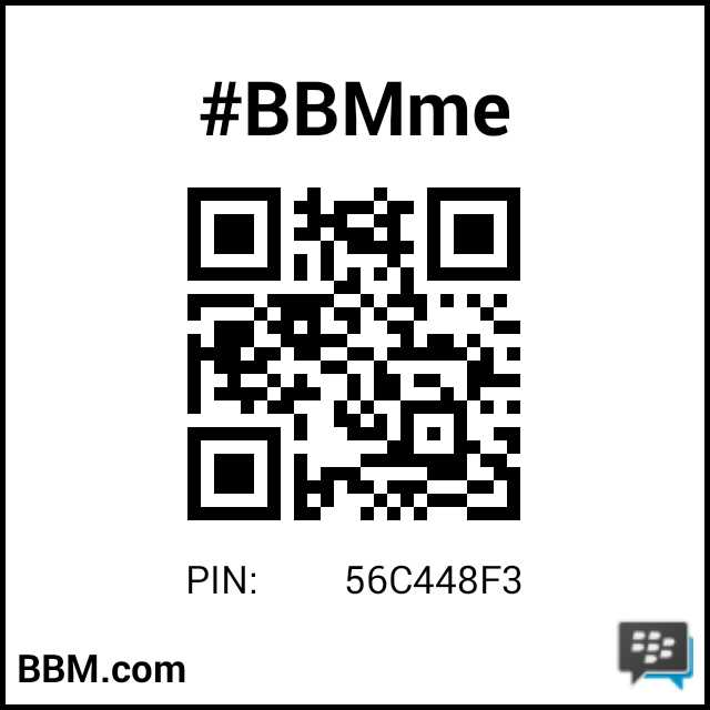 INVITE PIN BB