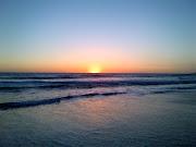 Zuma Beach Sunsets: February 2012