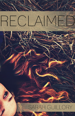 Cover Reveal: Reclaimed by Sarah Guillory