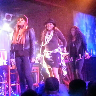 '90s R&B Group SWV Still Got It! Trio Performs at B.B. Kings