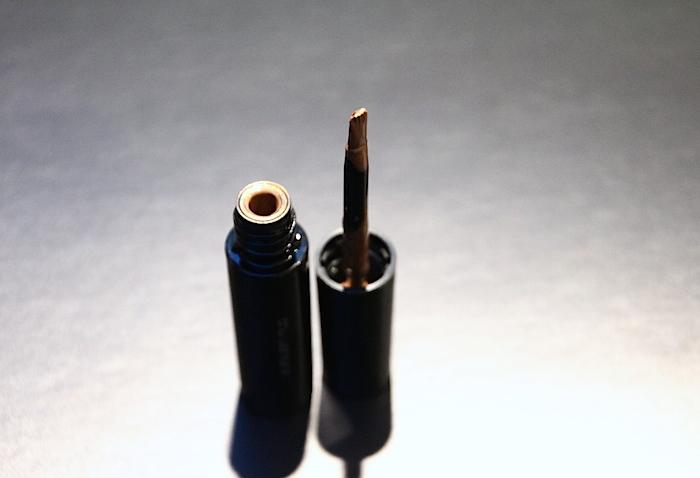 shu uemura brown ink encre sourcils avis test