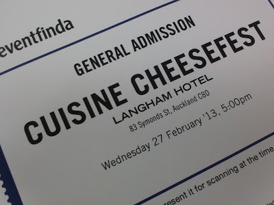 Cuisine CheeseFest: Deliciousness