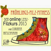FRÜHLINGS-FILZ-FITNESS Online Frühlings-Filzkurs 2015