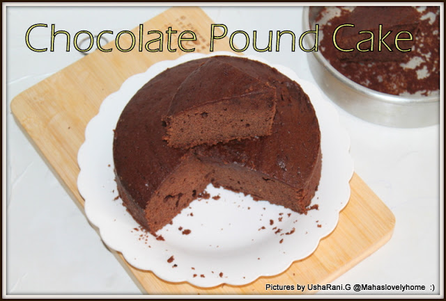 Easy Chocolate Cake Using Boiling Water