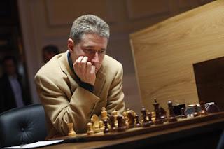 Echecs : Michael Adams (2740) © Photo Chess & Strategy