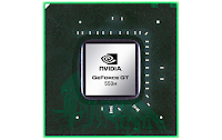 Nvidia Geforce GT 550M