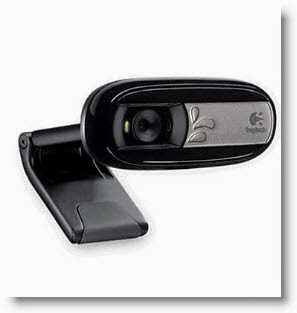 Rediff : Buy Logitech C170 Web Cam Rs.697