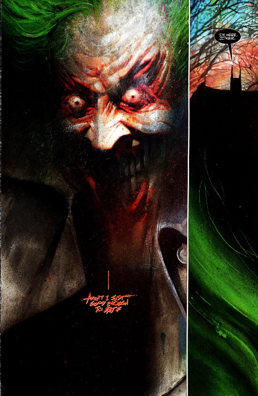 Hq - Batman: Arkham Asylum A Serious House On Serious Earth - R ...